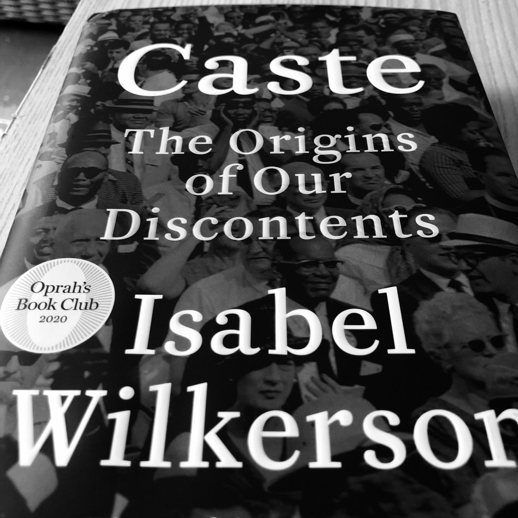 Caste, by Isabel Wilkerson